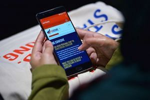 Members of public near an emergency will get a text message on their mobile devices informing them of what is happening through the recently launched SGSecure mobile app.