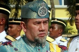 Sultan Muhammad V was proclaimed as Kelantan's 29th Sultan in 2010. The 47-year-old received his education in Oxford and is known to have a penchant for four-wheel drive expeditions.