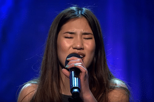 Natalie Ong, 15, is making waves on The X Factor Australia.