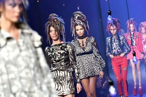 Marc Jacobs was accused of cultural appropriation for putting faux dreadlocks on white models at his New York Fashion Week show.