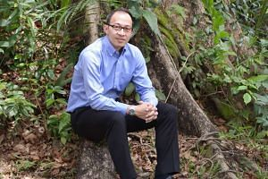 The executive director of the Singapore Environment Council (SEC), Mr Edwin Seah, was suspended from duty on Oct 13, 2016.