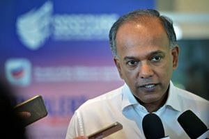 """Law and Home Affairs Minister K Shanmugam has said that authorities will """"try to be more accomodating"""" unless it involves something that has the potential to rile up opinions."""