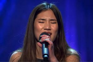 Singapore-born Natalie Ong may be only 15, but she's already making sound waves as a contestant on The X Factor Australia.