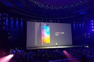 Xiaomi unveiled their Mi Note 2 flagship phone on Oct 25, 2016.