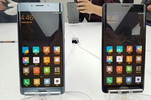 The Xiaomi Note 2, which will retail from 2,799 RMB (S$575).