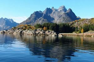 A scenic picture of Lofoten in Norway. Cast nagging travel worries aside with these useful tips, from packing to travelling with children, for a hassle-free trip to round off the year.