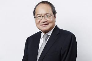 Lucien Wong begins his three-year term in office from Jan 14, succeeding Attorney- General V.K. Rajah.