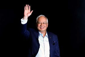 "Malaysian Prime Minister Najib Razak said that former premier Mahathir Mohamad no longer wields the ""fear factor""."