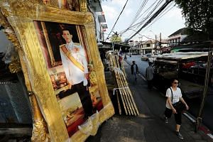 Crown Prince Maha Vajiralongkorn, in an unexpected move, asked for time to mourn with the Thai people after the death of his father on Oct 13. However, he was yesterday acknowledged as Thailand's new king by the country's national assembly, ending we