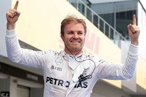 Formula One driver Nico Rosberg announced his retirement shortly after winning the world championship crown.