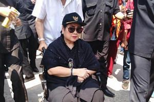 Rachmawati Soekarnoputri, the daughter of the Indonesia's first president, Soekarno, has been arrested over alleged treason.