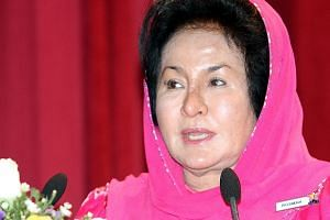 Madam Rosmah says money for the scheme she founded to educate young children in Malaysia is parked with the Federal Treasury and that there are rules regarding how it is spent.