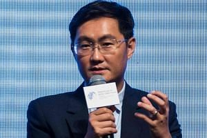 Mr Ma's belief in coming up with totally different products led to the birth of popular messaging app WeChat.