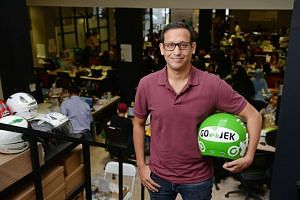 Go-Jek founder Nadiem Makarim wants to focus his business on Indonesia first.