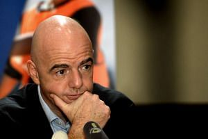 Fifa president Gianni Infantino has promised that the world football body will adopt a zero-tolerance approach towards child sex abuse.