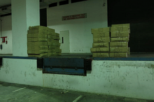 The duty-unpaid cigarettes were seized at a self-storage facility in the north-east of Singapore on Wednesday (Dec 7).