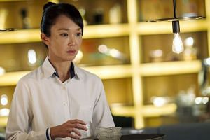 Fann Wong plays a grieving widow in Taiwanese movie Packages From Daddy.
