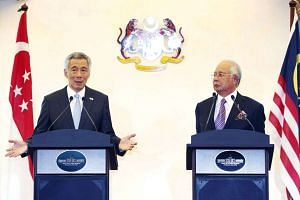 Singapore and Malaysia signed a legally binding bilateral agreement to build a high-speed rail line that is targeted to start operating by on Dec 31, 2026.