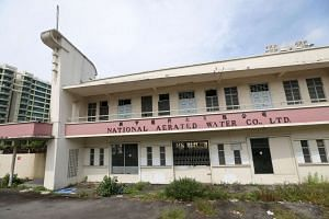 The heritage community has called for the National Aerated Water Company building to be conserved for several years now.