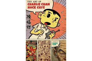 International media has picked The Art Of Charlie Chan Hock Chye as one of the best books of the year.