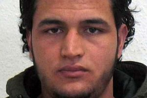 An undated handout photo made available by German Federal Criminal Police Office on Dec 21, 2016 shows suspect Anis Amri who is searched for in connection to the Berlin attacks.