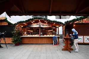 The Berlin Christmas market that was struck by a deadly truck rampage three days ago will reopen on Thursday (Dec 22), organisers said.