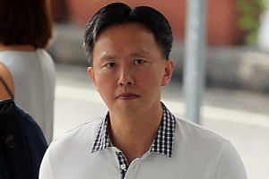Donald Ling Chun Teck, 43, was sentenced to 30 months' jail on 20 counts of corruption involving $182,581 with 517 charges taken into consideration. He also cultivated the illegal practice among his staff.