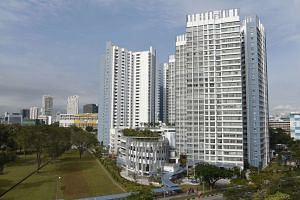 The recently completed BTO Kallang Trivista, where most of the Rochor Centre residents will be relocated to.