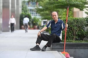 Despite being a veteran of the cleaning industry, Mr Leow Chin Kia, 72, has seen his pay stagnate and dip more than rise. Cleaners will now see their basic pay go up yearly over the next six years, following an update of the sector's wage ladder.