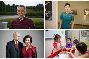 Singapore leaders in the last remaining days of 2016 took to Facebook to wish Singaporeans a happy new year and reflect on the year that had passed.