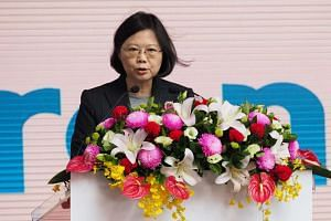 China is deeply suspicious of Taiwan President Tsai Ing-wen, who it thinks wants to push for the formal independence of Taiwan, a self-governing island that Beijing regards as a renegade province.