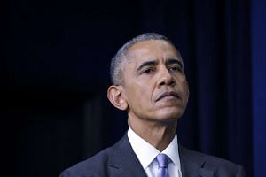 US President Barack Obama will visit Capitol Hill on Wednesday (Jan 4) to call allied lawmakers to arms in defence of his signature healthcare reforms.