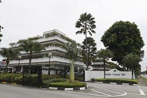 Raffles Country Club occupies an elongated plot measuring 2km end to end, right next to the Tuas Second Link and close to the western end of the proposed Cross Island MRT line. The 143ha plot is the single largest one to be acquired by the Government