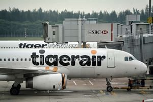 A TigerAir flight from Taipei to Singapore was diverted to Ho Chi Minh City on Jan 6, 2017, due to a burning smell in the cabin.