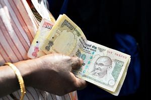 Mr Modi's government appears to have suffered a setback in its corruption fight, with nearly all old banknotes accounted for.