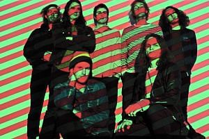 Australian psychedelic rock band King Gizzard & The Lizard Wizard comprise seven members who all contribute to the creative process.