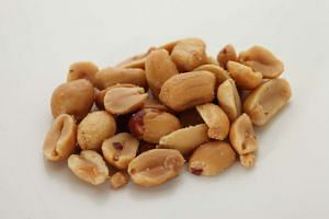 The new American guidelines say parents should give babies food with peanuts early to reduce their risk of developing allergies later.