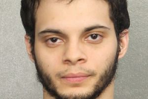 Esteban Santiago, is shown in this booking photo provided by the Broward County Sheriff's Office in Fort Lauderdale, Florida, on Jan 7, 2017.
