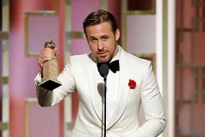 Ryan Gosling won the Best Actor award for his work in La La Land.