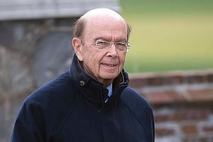 Mr Ross is a critic of China's entry to the WTO, which he said