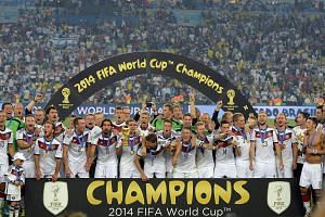 The FIFA World Cup, last won by Germany in 2014, has undergone multiple changes in its format since the inaugural edition in 1930