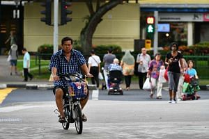 A new law to regulate the use of personal mobility devices (PMDs) was approved in Parliament on Tuesday (Jan 10).