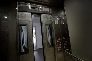 At Block 17B, Circuit Road, there have been multiple lift breakdowns.