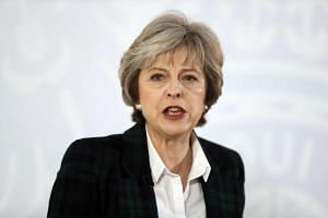 Mrs Theresa May said she was confident a deal can be reached with the European Union once the trigger to leave is invoked by the end of March.