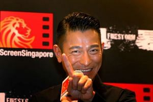 Andy Lau stands to lose at least S$18 million if he backs out of films, commercials and concerts, including 20 year-end gigs he planned to give at the Hong Kong Coliseum.