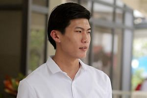 Former Certis Cisco corporal Gregory Lai Kar Jun was found guilty of two other charges.