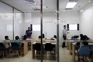 "Tuition centres are upping their game to stand out and at least one offers a money-back guarantee if parents are not satisfied. ""Setting up this association is the first step to formalise this respectable trade,"" said its secretary, Mr Gary Ang."
