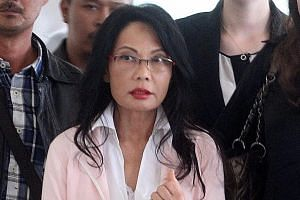 Ms Chai, a former Miss Malaysia, had also asked for £135,000 (S$242,000) a year to cover first-class flights, suites at five-star hotels and chauffeurs from Malaysian tycoon Khoo Kay Peng.