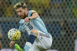 Lionel Messi, a five-time winner of the Ballon d'Or, could lead Argentina in a friendly game in Singapore between June 5-13, a Fifa-designated period for official or friendly matches.