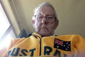 Grandfather Ray Johnstone, 75, took to Gumtree on Jan 19 to find a fishing mate as his previous partner had died.